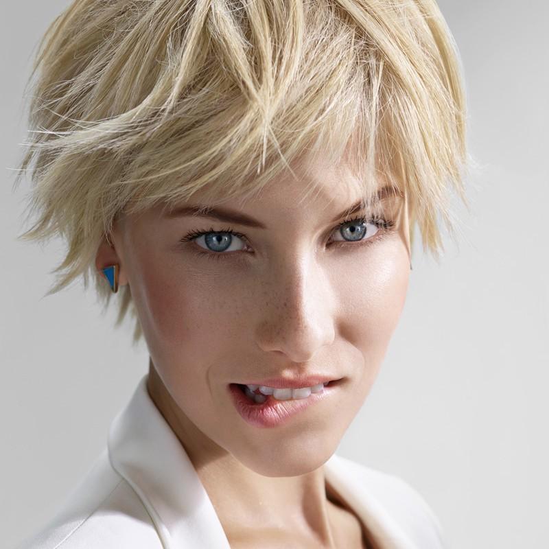blond secrettechnique spcialement dveloppe pour les cheveux blonds chtains clairs - Coloration Blonde Sur Chatain